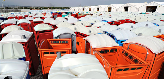 Champion Portable Toilets in Claremore,  OK